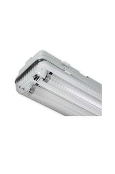 LUMA LED 2X22W LUZ BLANCA