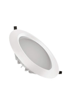 DOWNLIGHT LED  BLANCO 15W LUZ BLANCA O CÁLIDA